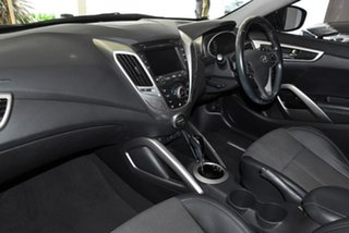 2013 Hyundai Veloster FS3 + Coupe D-CT White 6 Speed Sports Automatic Dual Clutch Hatchback