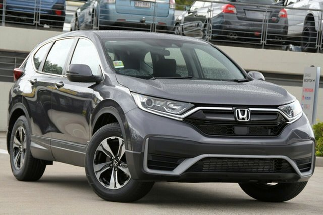 New Honda CR-V RW MY21 VTi FWD Artarmon, 2020 Honda CR-V RW MY21 VTi FWD Modern Steel 1 Speed Constant Variable Wagon