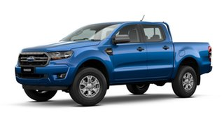 2020 Ford Ranger PX MkIII 2020.7 XLS Blue Lightning 6 Speed Automatic Double Cab Pick Up