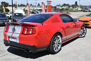 2009 Ford Mustang Red/Black