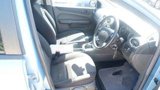 2007 Ford Focus LS CL Blue 5 Speed Manual Hatchback