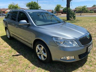 2012 Skoda Octavia 1Z MY13 90TSI DSG Special Edition Silver 7 Speed Sports Automatic Dual Clutch.