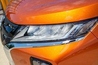 2020 Mitsubishi ASX XD MY21 MR 2WD Sunshine Orange 1 Speed Constant Variable Wagon