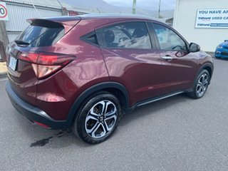 2015 Honda HR-V MY15 VTi-L Red 1 Speed Constant Variable Hatchback.