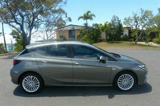 2018 Holden Astra BK MY18.5 R Grey 6 Speed Manual Hatchback.