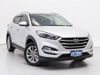 2018 Hyundai Tucson TL2 MY18 Active (FWD) Silver & Chrome 6 Speed Automatic Wagon.