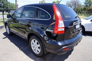 2008 Honda CR-V RE MY2007 Luxury 4WD Nighthawk Black 5 Speed Automatic Wagon.
