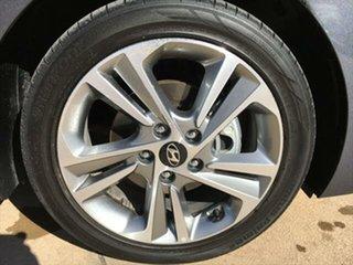 2017 Hyundai Elantra AD MY18 Elite Iron Gray 6 Speed Sports Automatic Sedan.