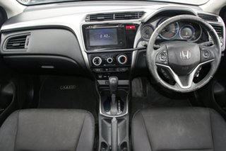 2015 Honda City GM MY14 VTi-L Grey 7 Speed Constant Variable Sedan