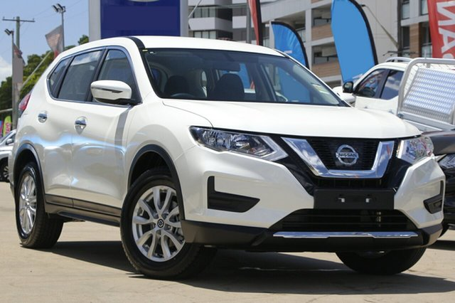 New Nissan X-Trail Castle Hill, 2020 Nissan X-Trail Ivory Pearl Automatic