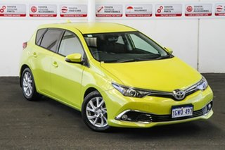2017 Toyota Corolla ZRE182R MY17 Ascent Sport Citrus 7 Speed CVT Auto Sequential Hatchback.
