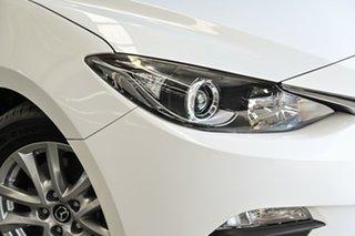 2016 Mazda 3 BM5478 Maxx SKYACTIV-Drive White 6 Speed Sports Automatic Hatchback.