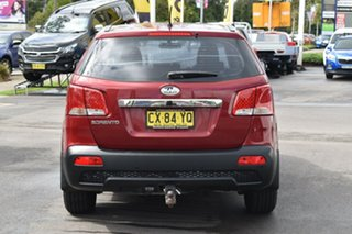 2012 Kia Sorento XM MY13 SI Red 6 Speed Sports Automatic Wagon