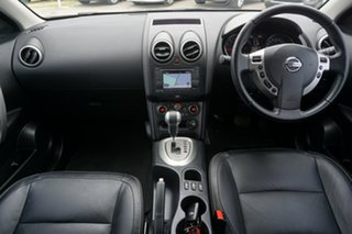 2013 Nissan Dualis J10W Series 3 MY12 Ti-L Hatch X-tronic 2WD Brown 6 Speed Constant Variable