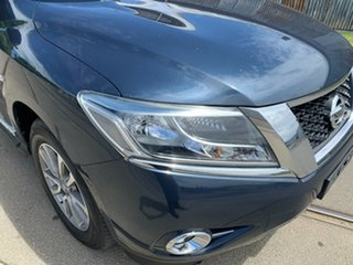 2015 Nissan Pathfinder R52 MY15 ST-L X-tronic 4WD Galaxy Blue 1 Speed Constant Variable Wagon