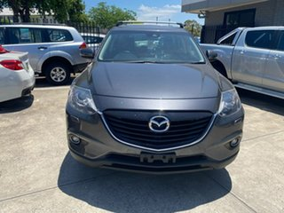 2014 Mazda CX-9 TB10A5 Grand Touring Activematic AWD Grey 6 Speed Sports Automatic Wagon.