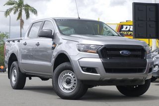 2016 Ford Ranger PX MkII XL Hi-Rider Meteor Grey 6 Speed Sports Automatic Utility.