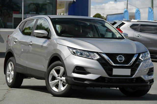 New Nissan Qashqai J11 Series 3 MY20 ST X-tronic Newstead, 2020 Nissan Qashqai J11 Series 3 MY20 ST X-tronic Platinum 1 Speed Constant Variable Wagon
