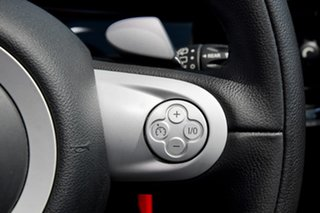 2009 Mini Hatch R56 Cooper Steptronic White 6 Speed Sports Automatic Hatchback