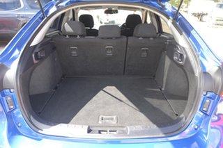 2014 Mitsubishi Lancer CJ MY14.5 GSR Sportback Blue 5 Speed Manual Hatchback