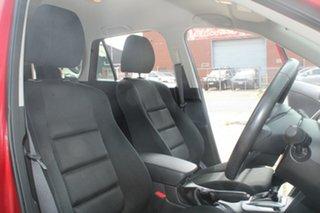 2014 Mazda CX-5 MY13 Upgrade Maxx Sport (4x2) Red 6 Speed Automatic Wagon