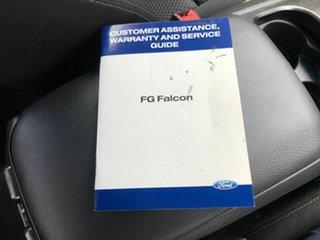 2010 Ford Falcon FG XR6 Blue 6 Speed Sports Automatic Sedan