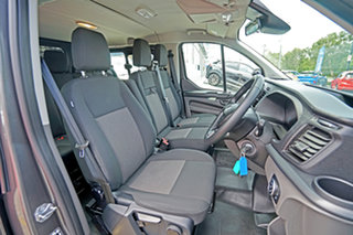 2019 Ford Transit Custom VN 2018.75MY 340L (Low Roof) Grey 6 Speed Automatic Van