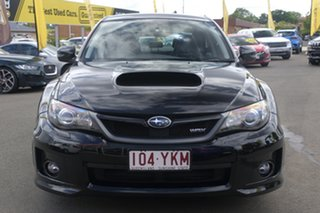 2012 Subaru Impreza G3 MY13 WRX AWD S-Edition Black 5 Speed Manual Sedan