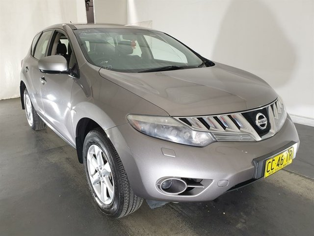 Used Nissan Murano Z51 Series 2 MY10 ST Maryville, 2010 Nissan Murano Z51 Series 2 MY10 ST Grey 6 Speed Constant Variable Wagon
