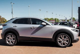 2020 Mazda CX-30 DM2W7A G20 SKYACTIV-Drive Evolve Silver 6 Speed Sports Automatic Wagon