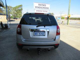 2010 Holden Captiva CG LX Grey 5 Speed Automatic Wagon
