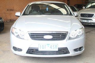 2009 Ford Falcon FG XT (LPG) Silver 4 Speed Auto Seq Sportshift Sedan.