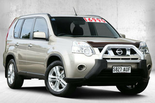2012 Nissan X-Trail T31 Series IV ST Twilight 1 Speed Constant Variable Wagon.