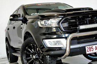 2017 Ford Everest UA MY17 Trend Black 6 Speed Automatic SUV.