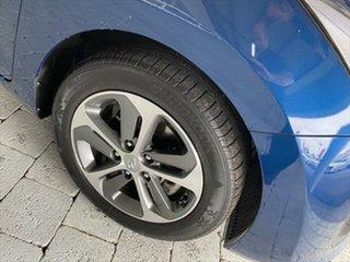 2015 Hyundai i30 Active X Blue Sports Automatic Hatchback