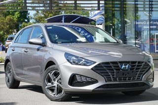 2021 Hyundai i30 PD.V4 MY21 Intense Blue 6 Speed Automatic Hatchback.