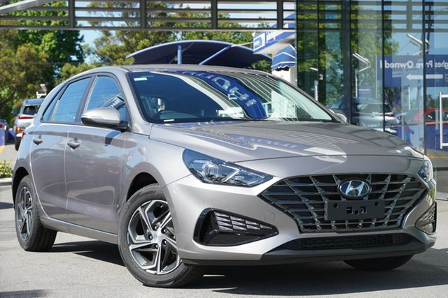 New Hyundai i30 PD.V4 MY21 Nunawading, 2021 Hyundai i30 PD.V4 MY21 Fluidic Metal 6 Speed Sports Automatic Hatchback