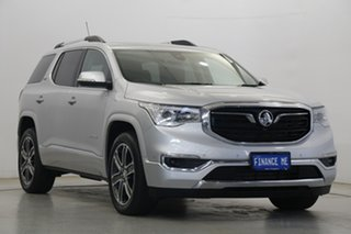 2018 Holden Acadia AC MY19 LTZ-V 2WD Silver 9 Speed Sports Automatic Wagon