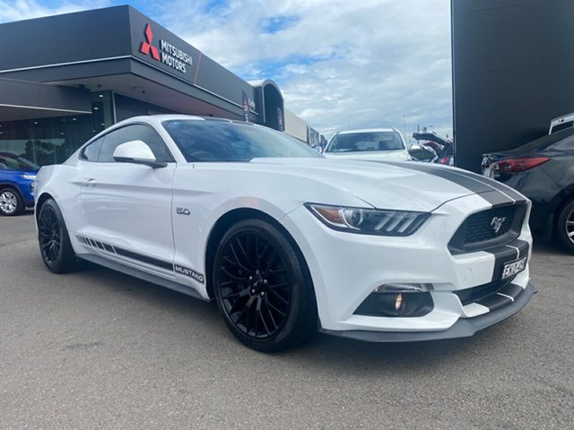 Used Ford Mustang Cardiff, 2016 Ford Mustang White Automatic Fastback