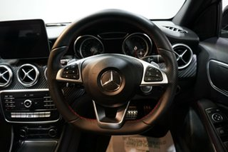 2016 Mercedes-Benz A-Class W176 807MY A180 D-CT Silver 7 Speed Sports Automatic Dual Clutch