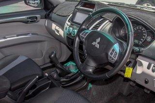 2014 Mitsubishi Challenger PC (KH) MY14 White 5 Speed Manual Wagon