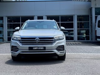 2020 Volkswagen Touareg CR MY20 190TDI Tiptronic 4MOTION Adventure Beige 8 Speed Sports Automatic.