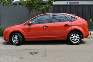 2008 Ford Focus LT LX Red 4 Speed Sports Automatic Hatchback.