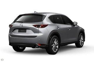 2020 Mazda CX-5 KF4W2A Akera SKYACTIV-Drive i-ACTIV AWD Silver 6 Speed Sports Automatic Wagon