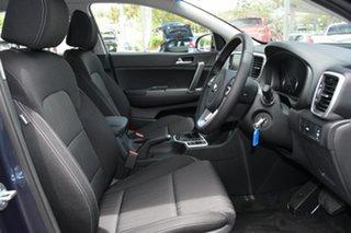 2021 Kia Sportage QL PE MY21 SX (FWD) Mercury Blue 6 Speed Automatic Wagon