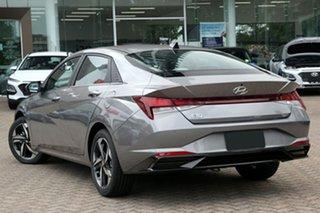 2020 Hyundai i30 CN7.V1 MY21 Elite Fluidic Metal 6 Speed Sports Automatic Sedan.