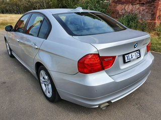2009 BMW 3 Series E90 320d Executive Silver Sports Automatic Sedan