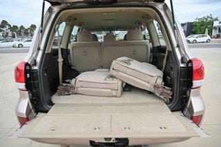 2008 Toyota Landcruiser VDJ200R GXL Gold 6 Speed Sports Automatic Wagon