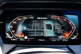 2019 BMW 2 Series F44 M235i Gran Coupe Steptronic xDrive Black 8 Speed Sports Automatic Sedan