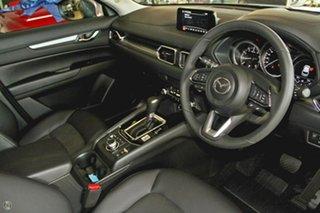 2020 Mazda CX-5 KF4WLA Touring SKYACTIV-Drive i-ACTIV AWD Grey 6 Speed Sports Automatic Wagon